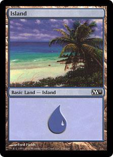 Island (236) - Foil
