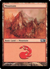 Mountain (244) - Foil