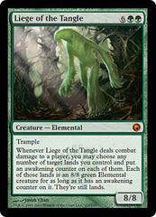 Liege of the Tangle - Foil