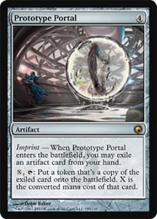 Prototype Portal - Foil