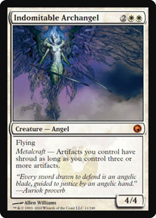 Indomitable Archangel - Foil