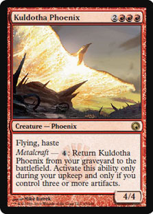 Kuldotha Phoenix - Foil