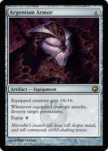 Argentum Armor - Foil