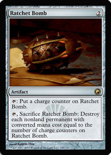 Ratchet Bomb - Foil
