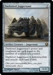 Darksteel Juggernaut - Foil