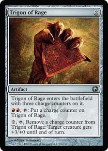 Trigon of Rage - Foil