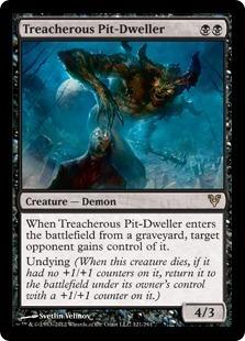 Treacherous Pit-Dweller