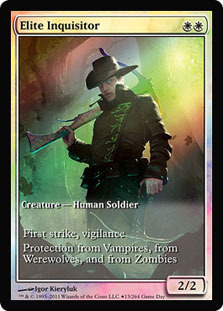 Elite Inquisitor (Innistrad Game Day)