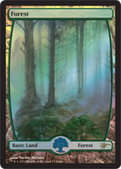 Forest - Extended Art (Judge Foil)