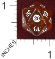 20 Sided Spindown Die - From the Vault: Twenty