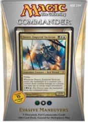 Commander 2013: Evasive Maneuvers (Green/White/Blue)