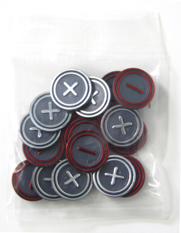 Battle Marks - Commander's Arsenal (Pack of 18)