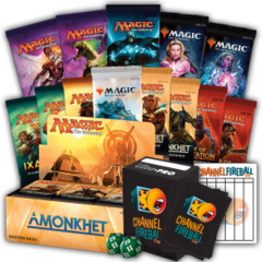 Amonkhet Booster Crate