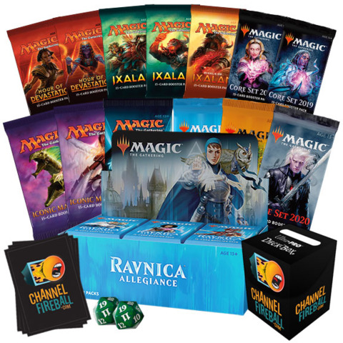 Ravnica Allegiance Booster Crate