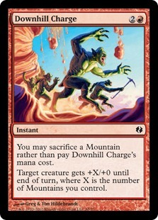Downhill Charge