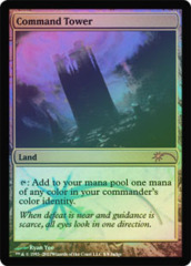 Command Tower (Judge Foil)