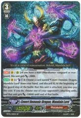 Covert Demonic Dragon, Mandala Lord - BT05/S01EN - SP on Channel Fireball