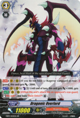 Dragonic Overlord - EB09/004EN - RR on Channel Fireball
