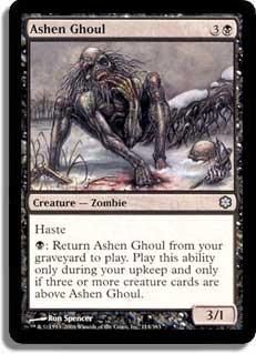 Ashen Ghoul
