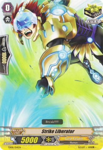 Strike Liberator - TD08/014EN