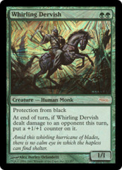 Whirling Dervish (MSS Foil - J07)