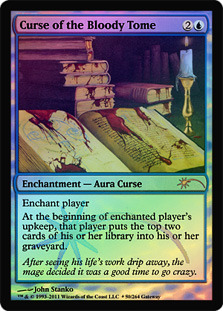 Curse of the Bloody Tome (WPN Foil)