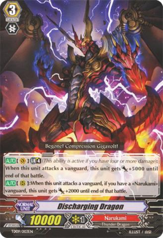 Discharging Dragon - TD09/003EN