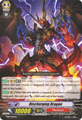 Discharging Dragon - TD09/003EN on Channel Fireball