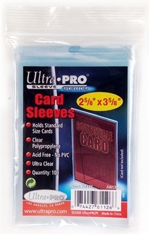 Ultra Pro Soft Sleeves (100 ct.)