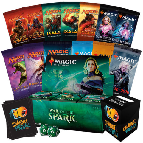 War of the Spark Booster Crate