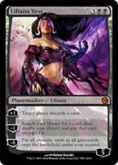 Liliana Vess (Duels of the Planeswalkers)