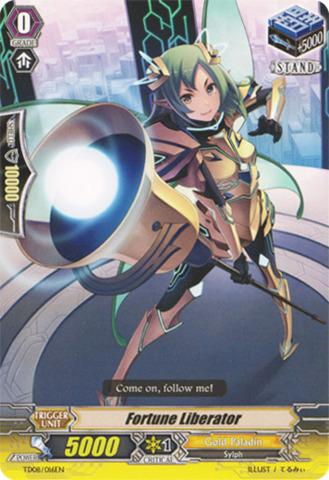 Fortune Liberator - TD08/016EN