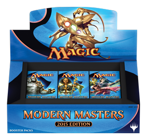 Modern Masters 2015 Booster Box
