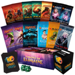 Throne of Eldraine Booster Crate