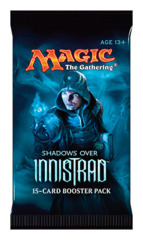 Shadows over Innistrad Booster Pack on Channel Fireball