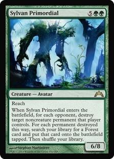 Sylvan Primordial - Foil