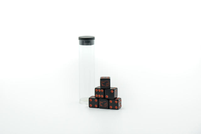 ChannelFireball D6 Dice (Pack of 6)