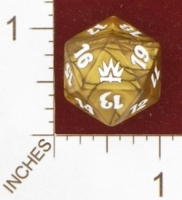 20 Sided Spindown Die - From the Vault: Legends