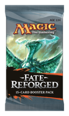 Fate Reforged Booster Pack on Channel Fireball