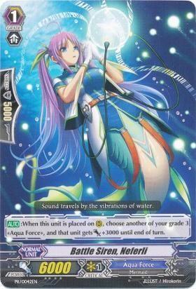 Battle Siren, Neferli - PR/0042EN