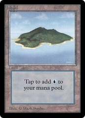 Island (Clear Blue Daylight)