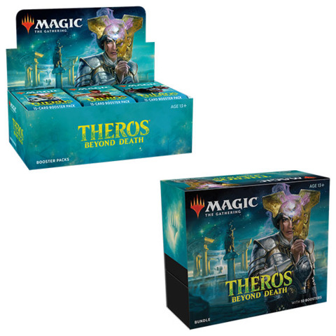 Theros Beyond Death Combo (Booster Box + Bundle)
