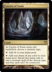 Cavern of Souls on Channel Fireball