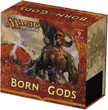Born of the Gods Fat Pack on Channel Fireball