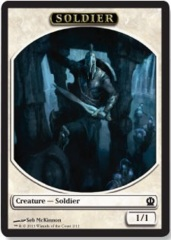 Soldier Token (White) (2/11)
