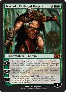 Garruk, Caller of Beasts