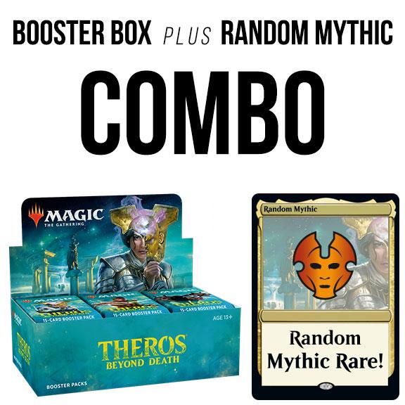 Theros Beyond Death Booster Box + Random Mythic Rare