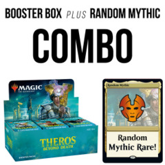 Theros Beyond Death Booster Box + Random Mythic Rare