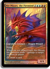 Niv-Mizzet, the Firemind (Extended Art Foil)