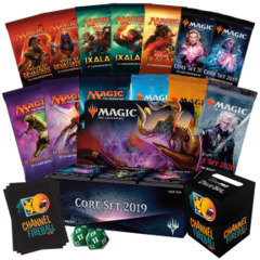 Core Set 2019 Booster Crate